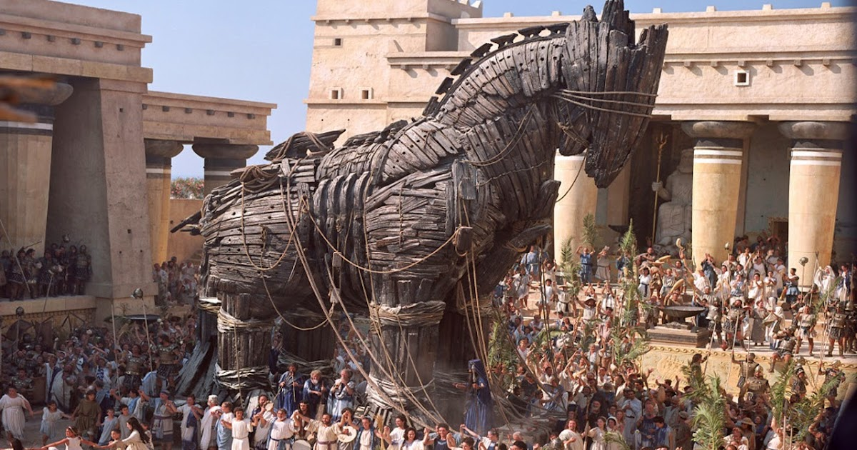 Trojan Horse Explained - Effect Hacking