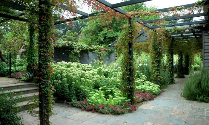 Paradis Express Eckersley Garden Architecture