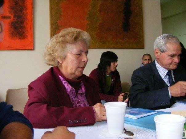 Entrevista de perfil humano a la poetisa y dirigente social de PENCO, SILVIA SALGADO (c/comentario)