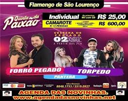 FLAMENGO DE SÃO LOURENÇO - QUINTA DA PAIXÃO.