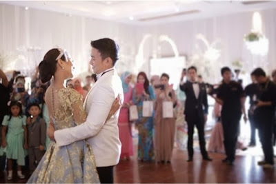 jovian mandagie kahwin