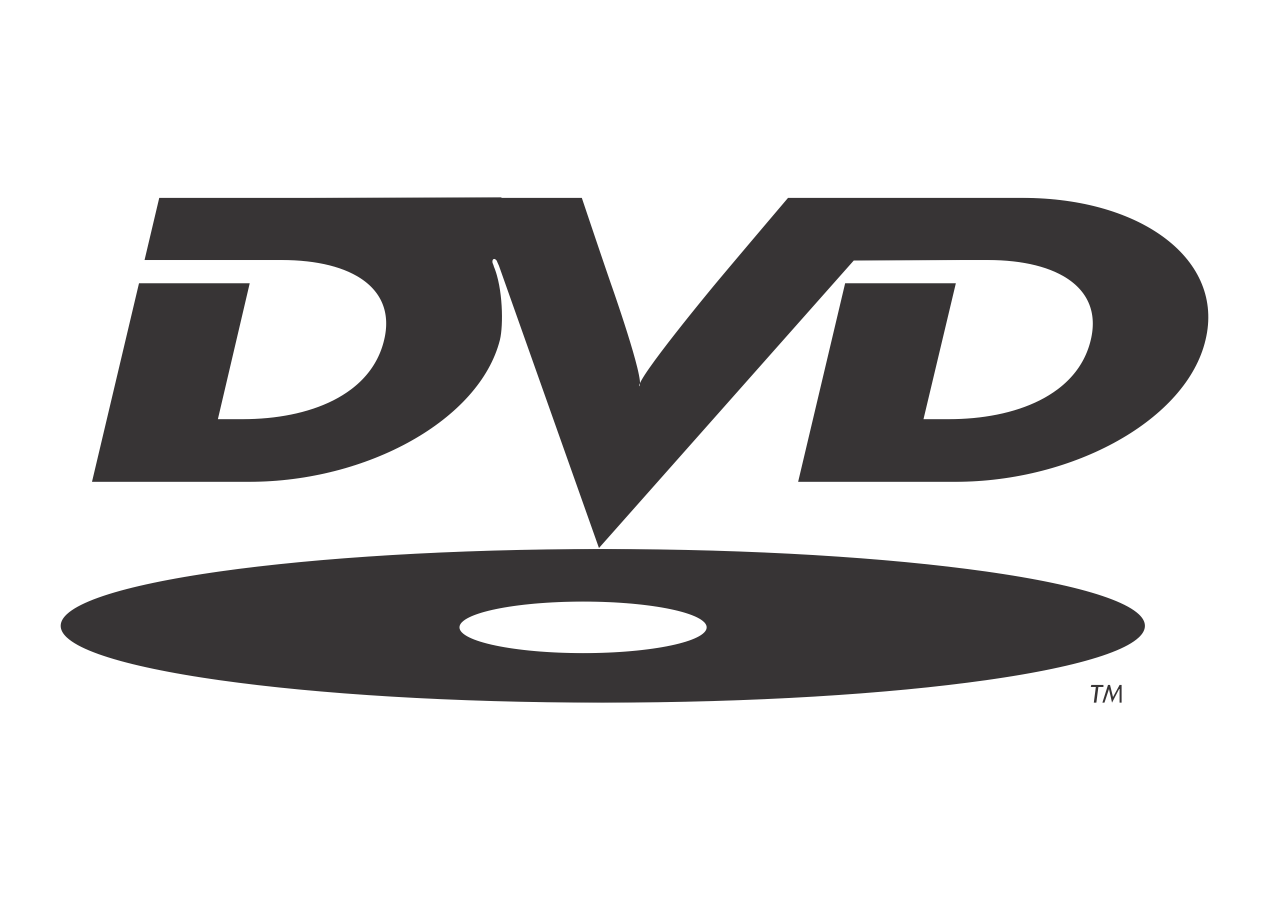 DVD Logo Vector download free