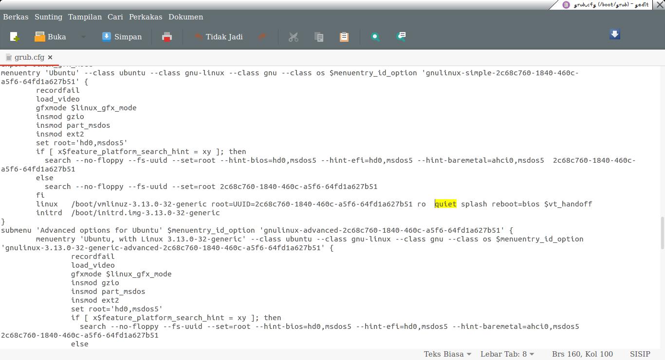 Cara Mengatasi Brightness / Kecerahan layar yang tidak berfungsi pada Ubuntu paling AMPUH..!!!