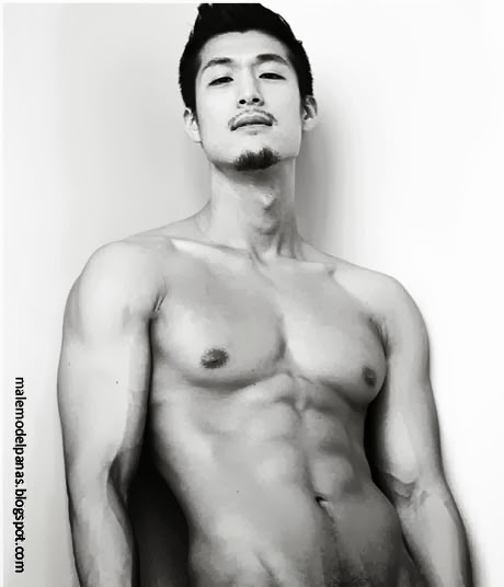 korean male model