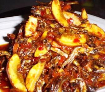 Resep Sambal Goreng Jengkol Super Pedas Tips Kuliner Resep Masakan