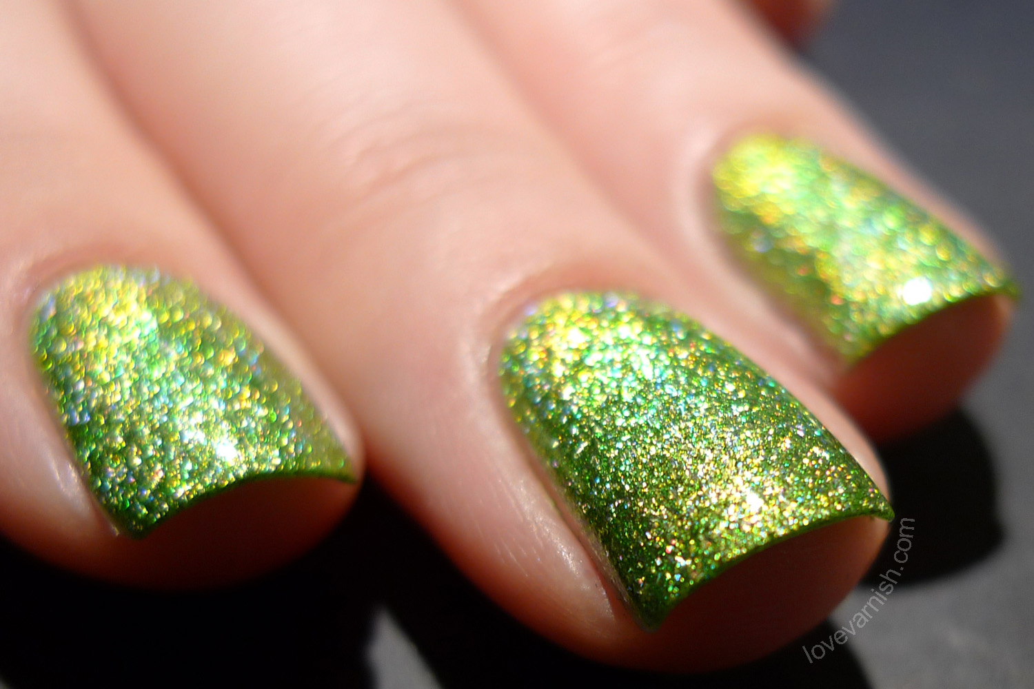 Love Varnish: Swatches & Review - 3 Dance Legend Wow Prism Spring shades