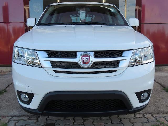 Fiat Freemont 2015 Precision