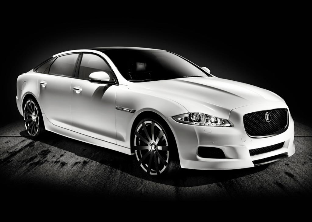 Jaguar Xj 2011 White. New Concept Jaguar Car 2011-