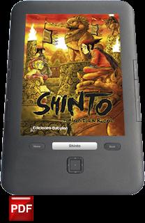 Ediciones Babylon Shinto Sebas Riera eBook libro electrónico