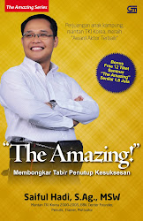 "Buku Motivasi ""The Amazing"""