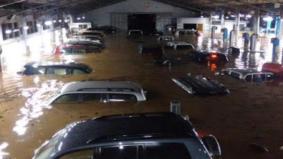 accra ghana killer flood