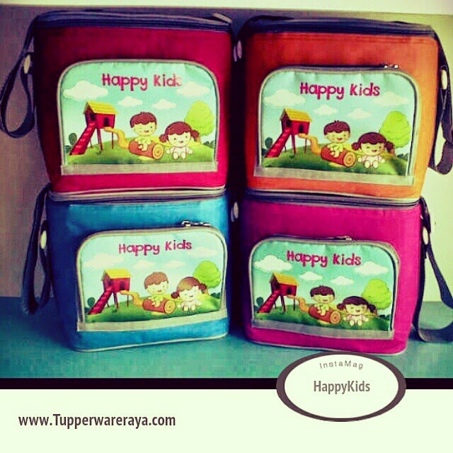 Promo Tupperware | Tas Tupperware Happy Kids Bag