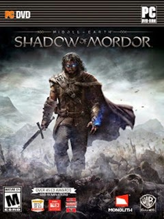 Middle-Earth: Shadow of Mordor PC Capa