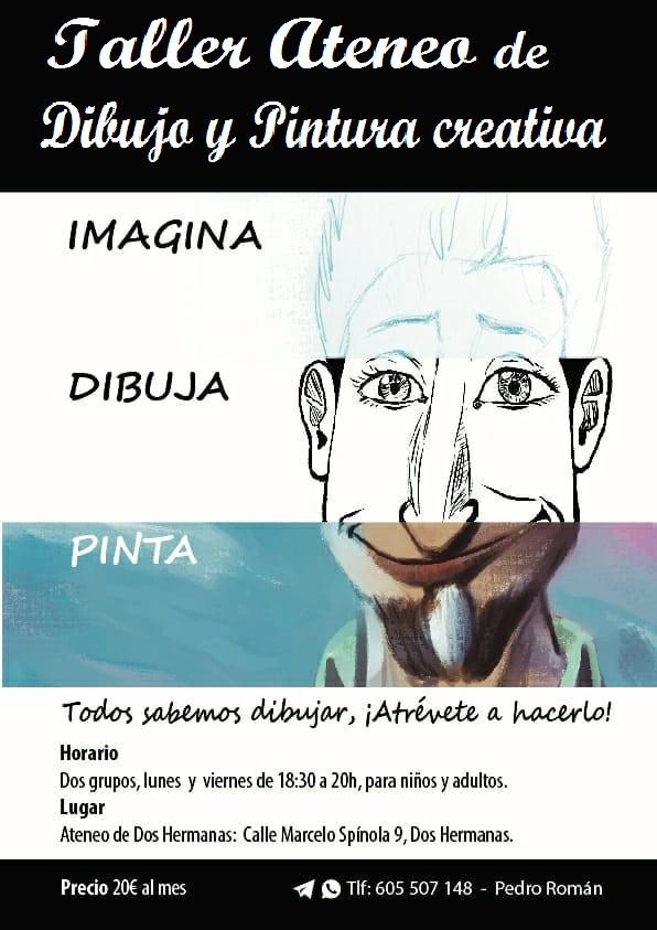 TALLER DIBUJO Y PINTURA
