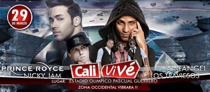 Concierto Cali Vive