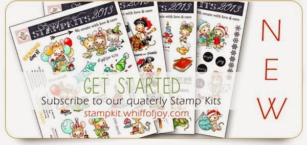 New Stamp Kits