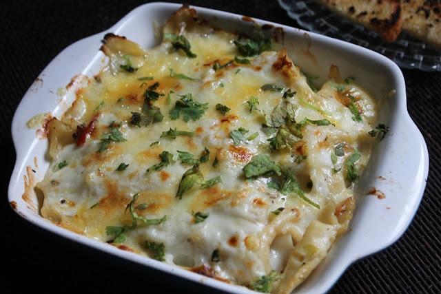 Veggie Pasta Bake Recipe - Vegetarian Baked Pasta Recipe