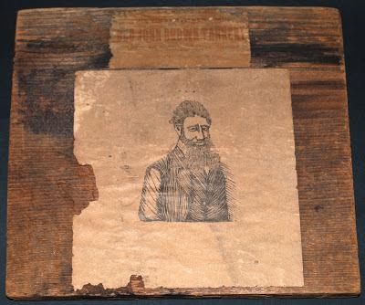 Underside c. 1900 John Brown tannery relic