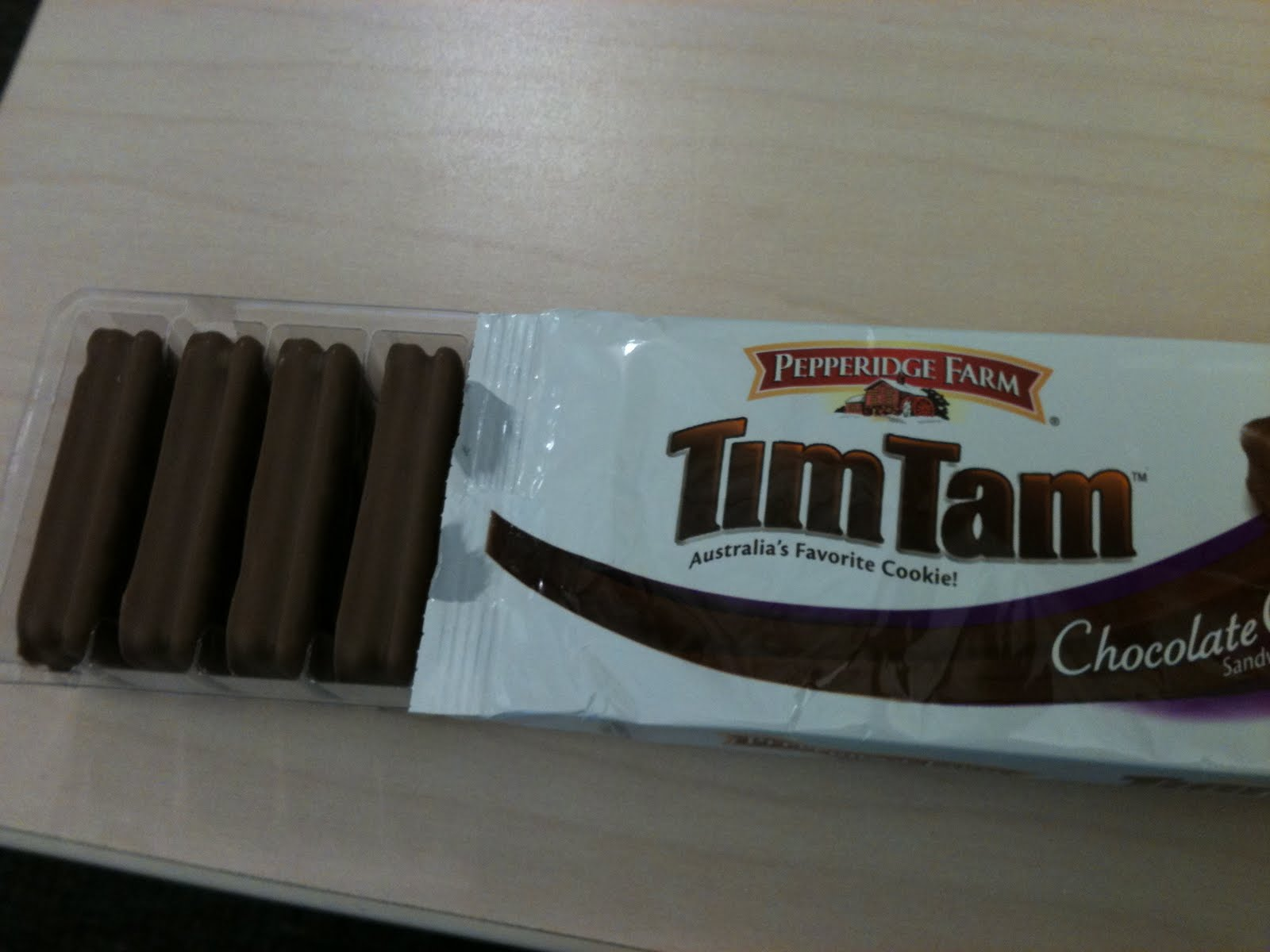 Tim Tams Pepperidge Farm