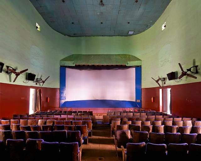 South Indian Movie Theatres by Stefanie Zoche