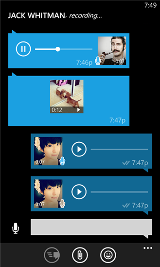 تحميل تطبيق واتس أب لنظام ويندوز فون وهواتف نوكيا لوميا مجاناً يدعم اللغة العربية WhatsApp xap 2014