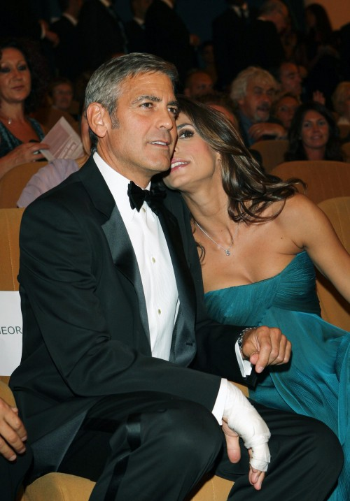 George clooney 2011 girlfriend images all about hollywood