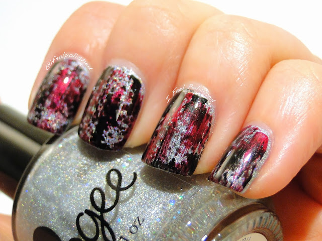 Distressed Nails
