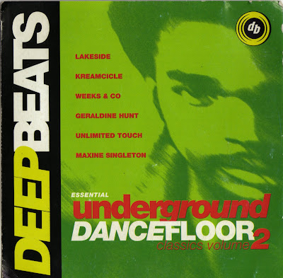 Essential Underground Dance Floor 2 (CD1994)