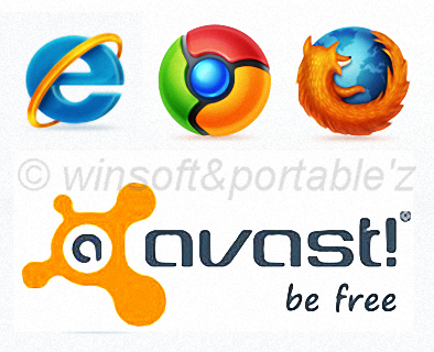 Avast Free Browser Cleanup portable