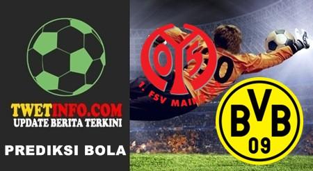 Prediksi Mainz 05 vs Borussia Dortmund