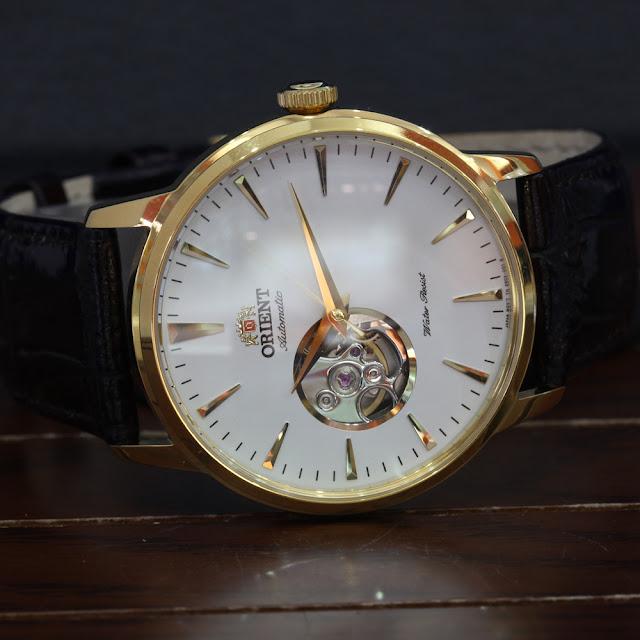 Đồng hồ nam automatic thương hiệu orient chính hãng