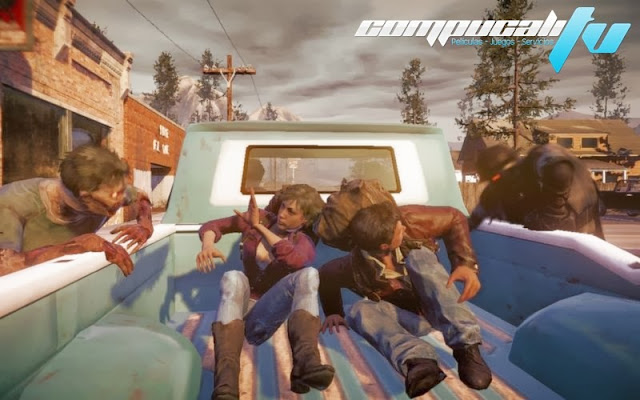 State of Decay PC Full Español Breakdown