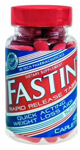 fastin rapid release tablets 45 count bottle Hi Tech Pharma