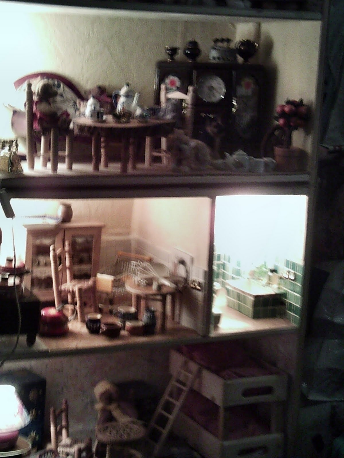 b rgerhaus weihnachtsmarkt im haus der ideen. Black Bedroom Furniture Sets. Home Design Ideas