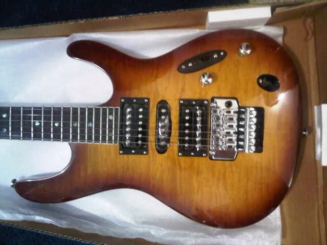 Skema Dan Cara Memasang Wiring Pick Up Gitar Ibanez