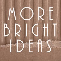 More Bright Ideas on Etsy