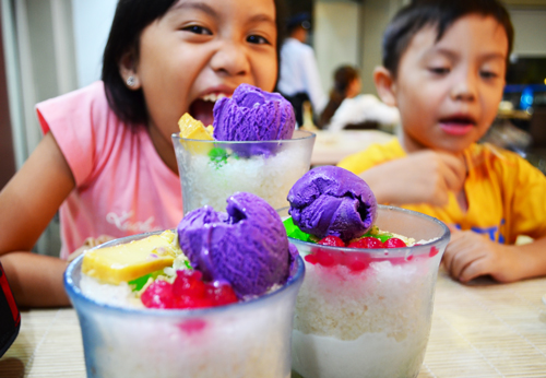 WHATEVER HAPPENED TO CHOWKING HALO-HALO?
