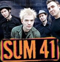 My Favorite Band ( Sum 41)