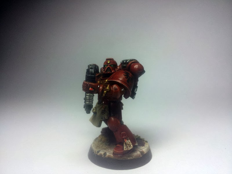 BLOOD ANGELS - WARHAMMER 40.000 2-2