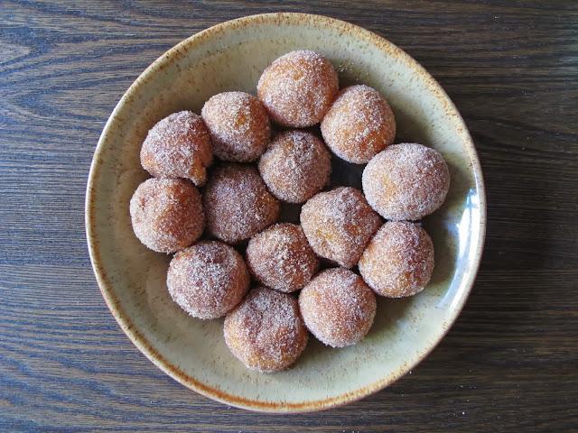 Sweet Potato Rice Donuts