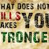 blitzkrieg: Ότι δεν σε σκοτώνει σε κάνει πιο δυνατό