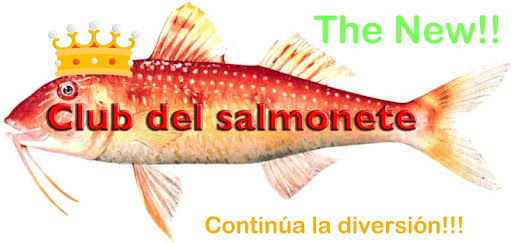 The new: CLUB DEL SALMONETE