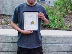 2013 Serrada Escrima - Cinco Teros Graduate