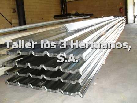 Chapa galvanizada tejado precio chapa galvanizada para for Casetas de chapa galvanizada precios