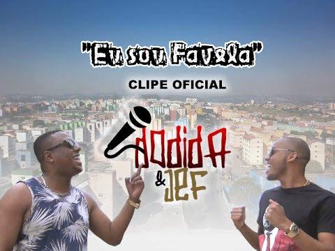 Eu Sou Favela é o novo clipe da dupla Dodida & Jef