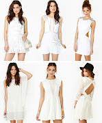 The Little White Dress is the new Little Black Dress