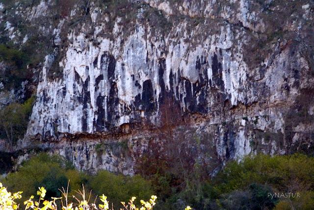 Canal de La Llucia- Ruta del Río Casañu - Asturias