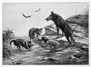 feral child From a wild boy kept as a pet in king george's court to an indian who was supposedly raised by wolves, learn the puzzling and often tragic stories of six famous feral children.