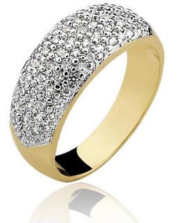 anel com zircônia