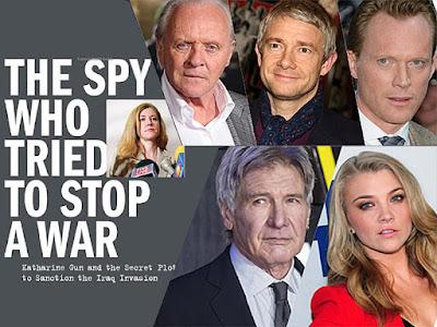 Confirmado el reparto de caras conocidas para 'Official secrets'